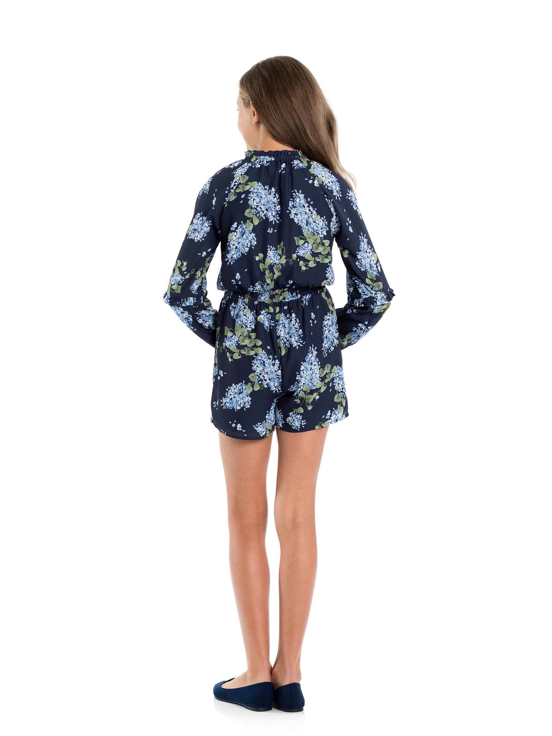 8-14 Girls Polly Playsuit