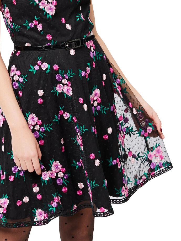 Frida Floral Dress