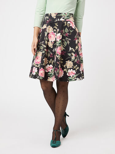 Botanic Butterfly Skirt