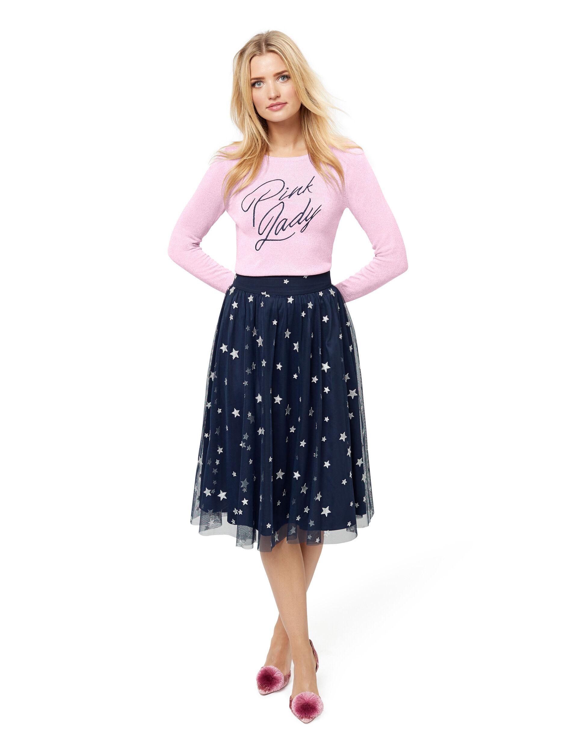 Pink Lady Jumper