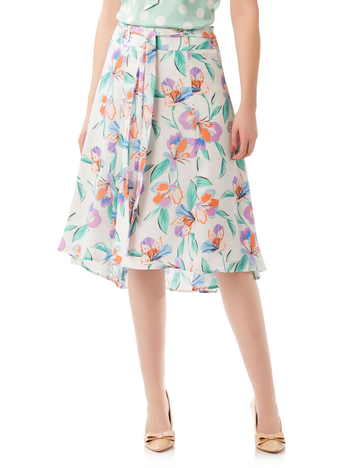 Paradise Floral Skirt
