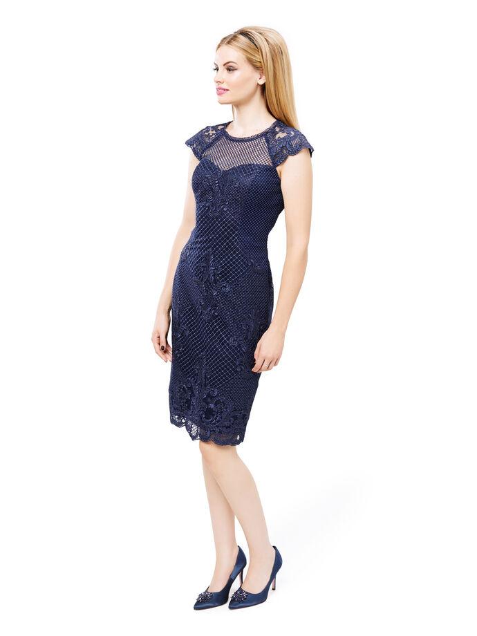 Sapphire Skies Dress