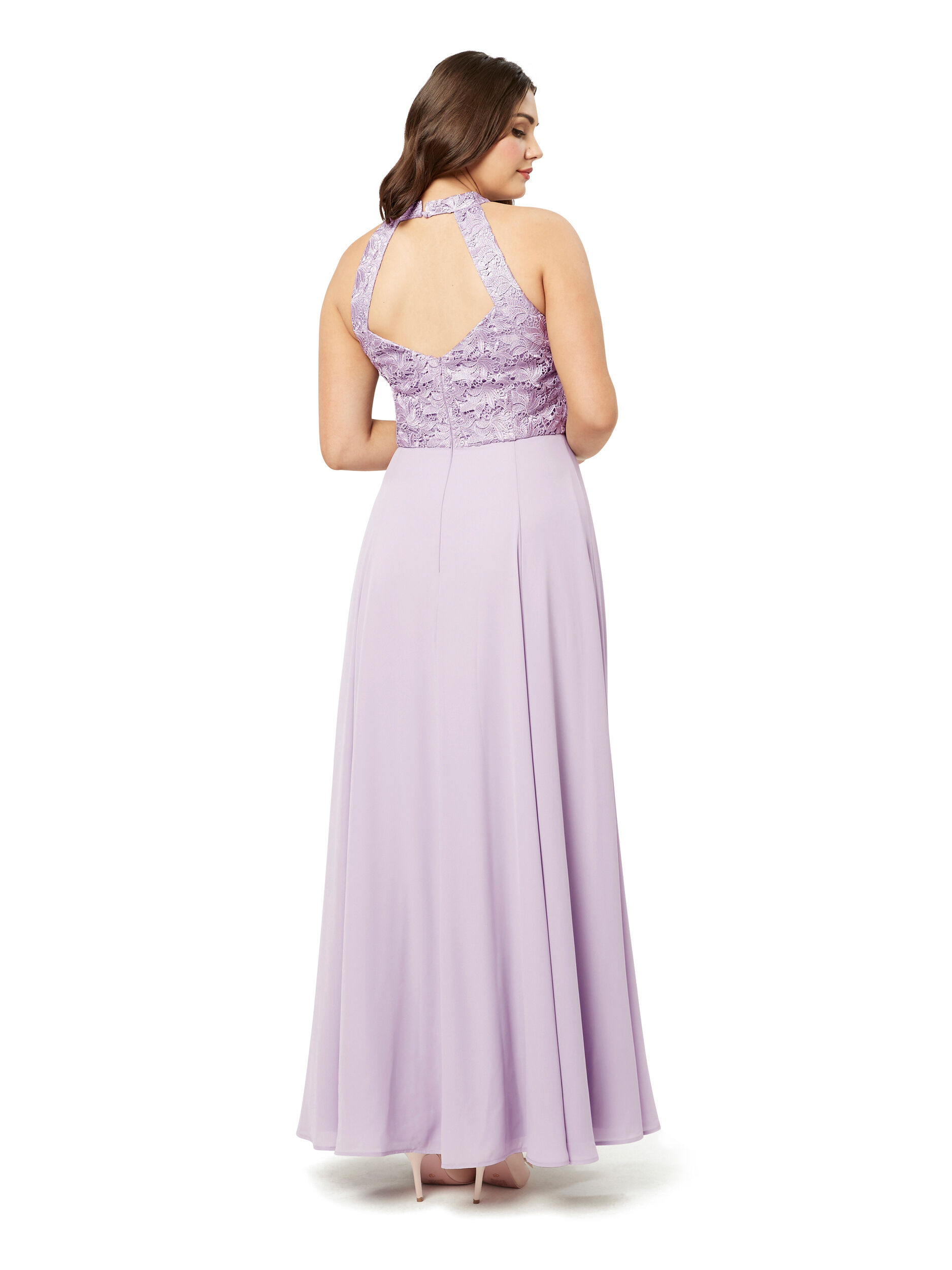 Angelina Love Maxi Dress