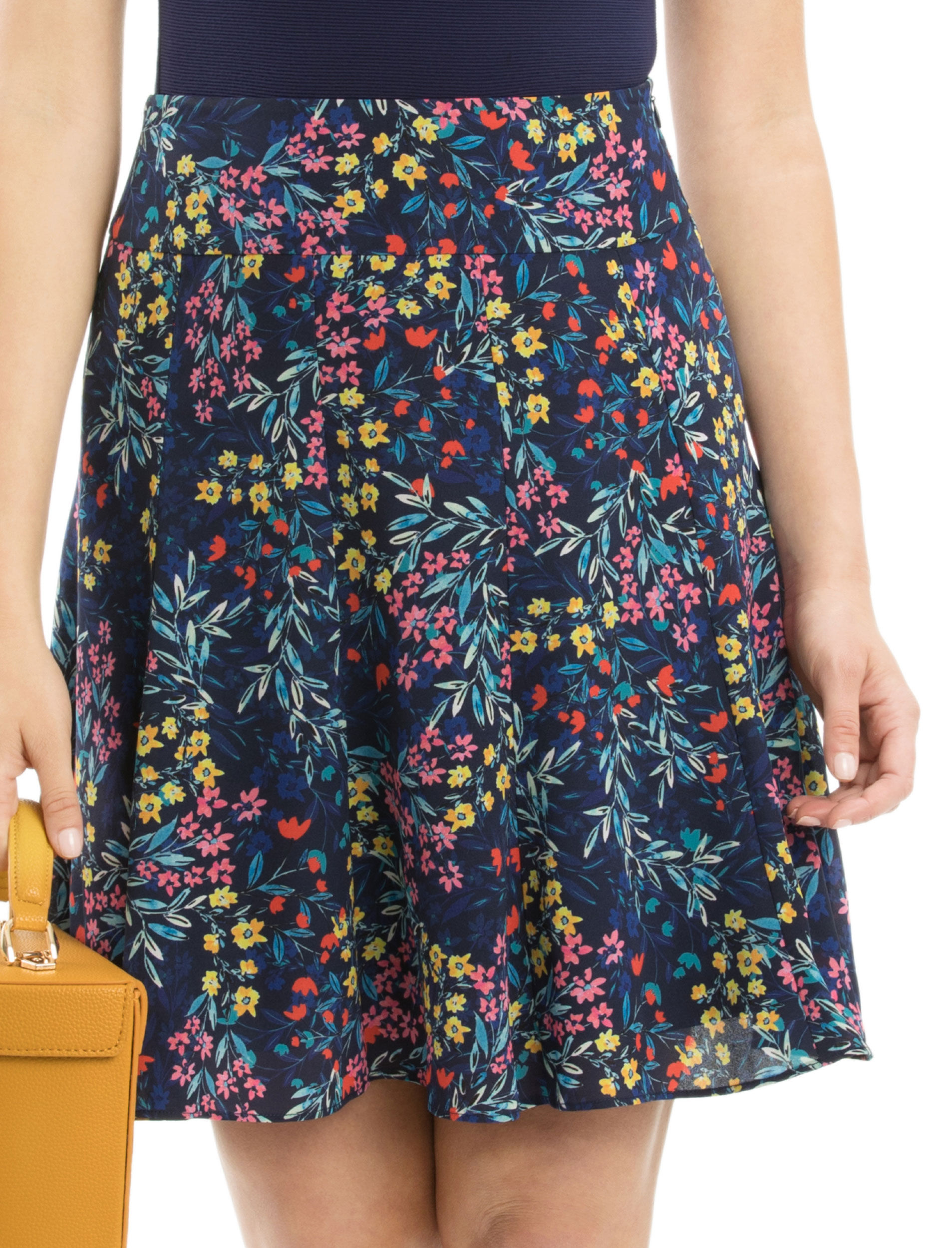 Sing A Song Skirt