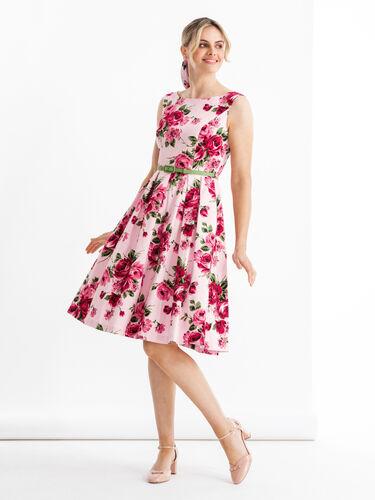 Rose Waltz Prom Dress