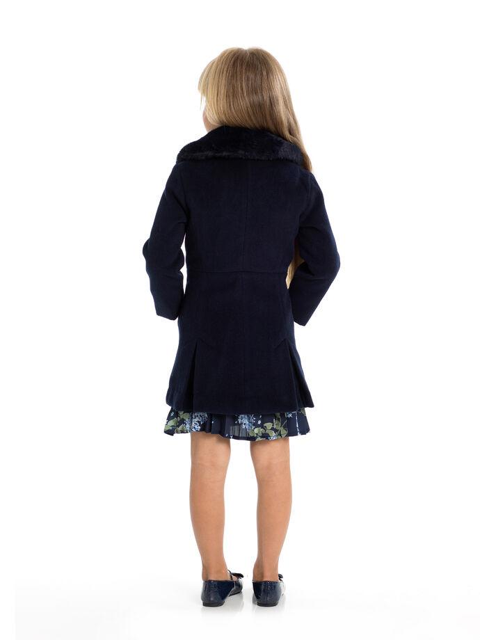 3-7 Girls Sally Coat