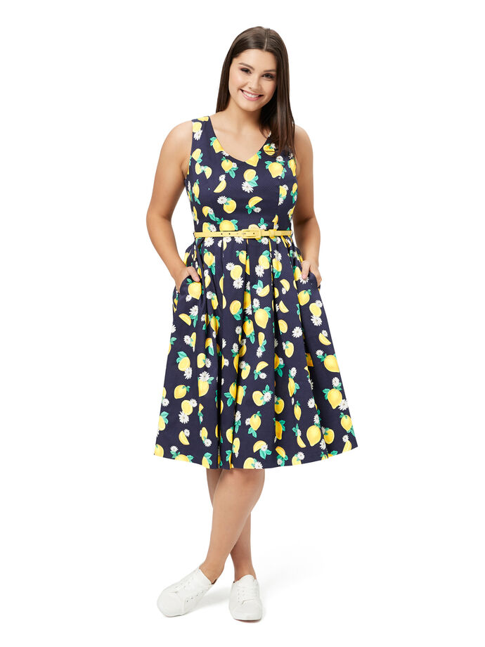 Lemon Squeeze Dress