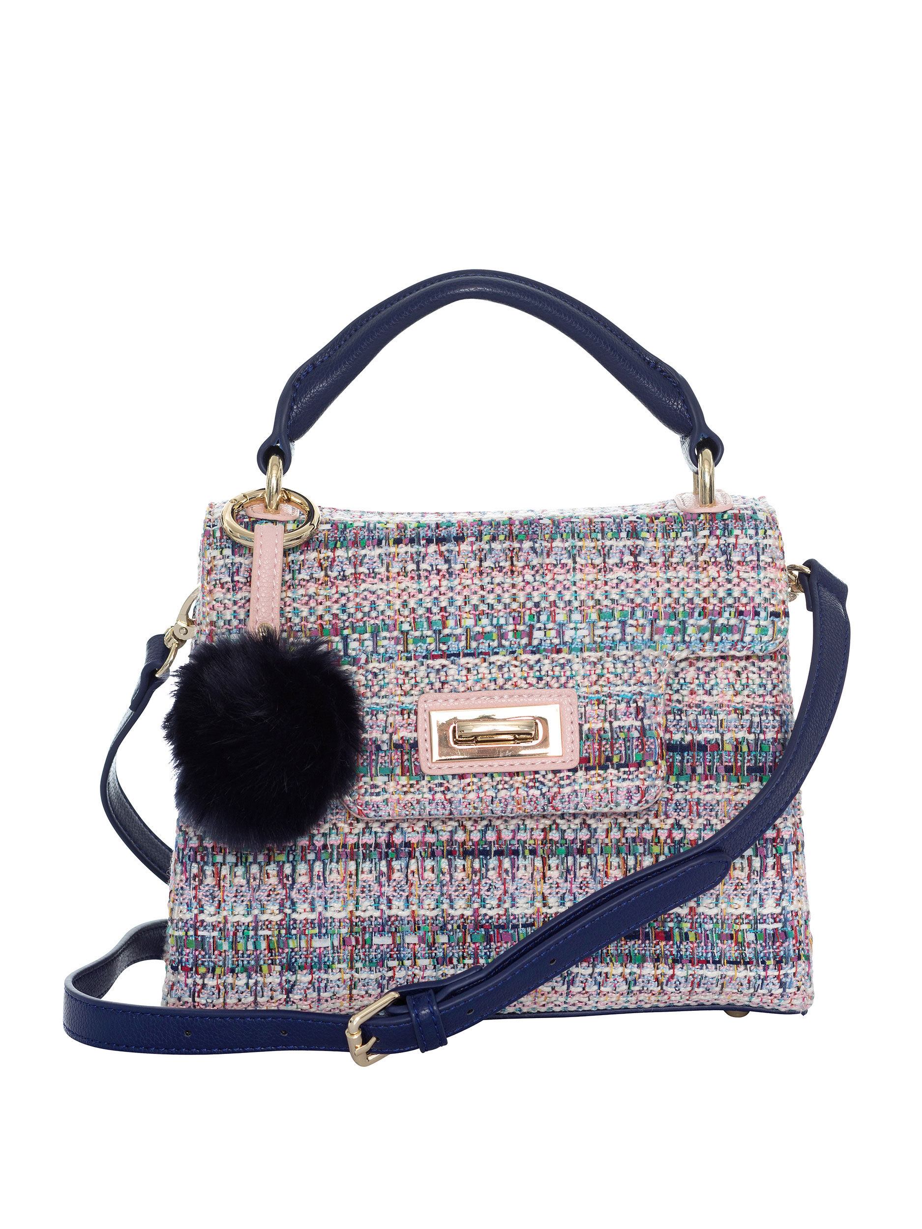 Tristy Tweed Bag