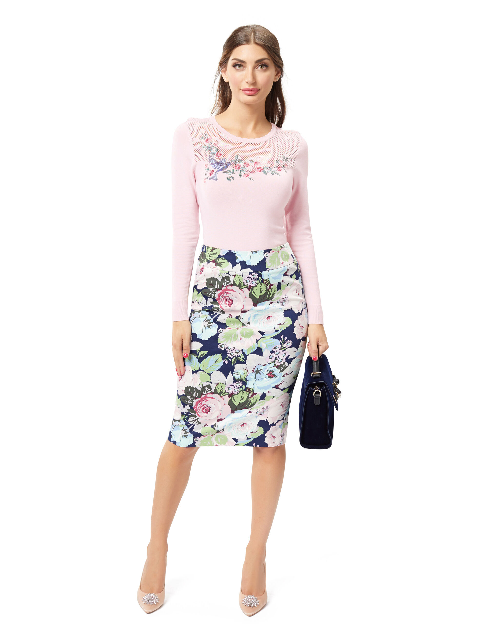 Betty Bloom Skirt