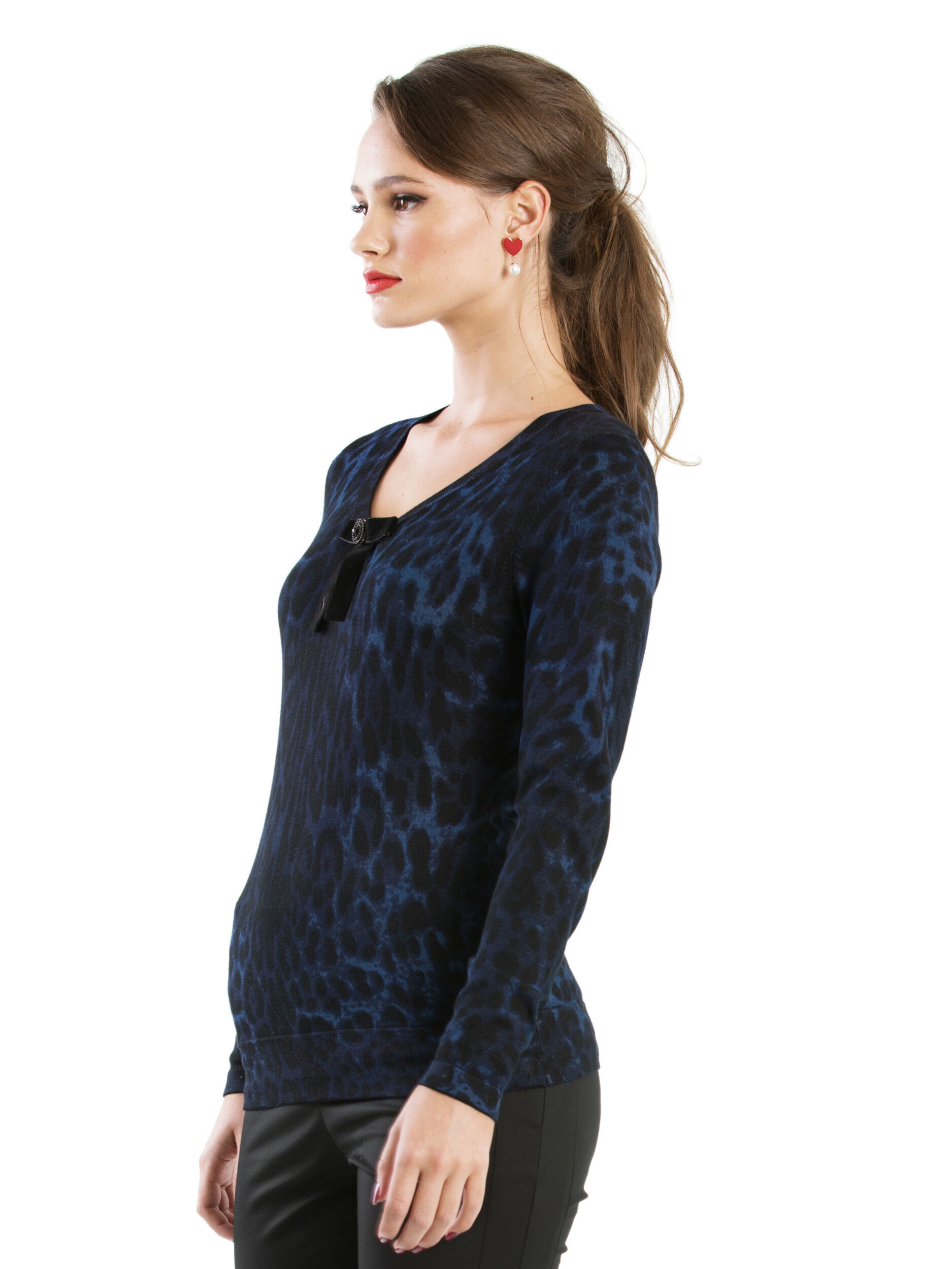 Leopardess Jumper