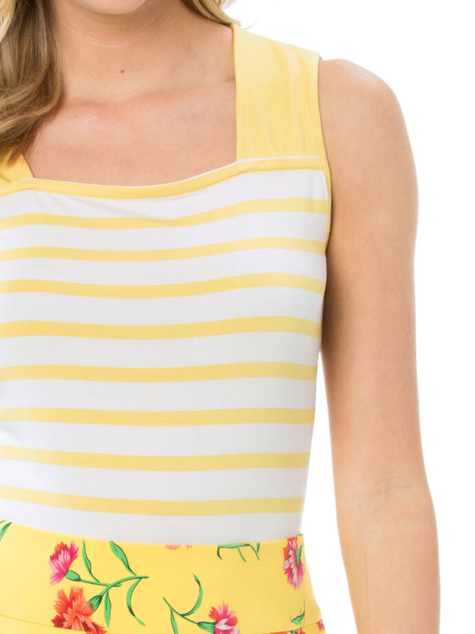 Fiesta Stripe Top