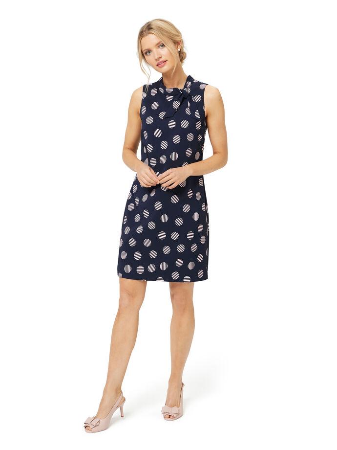 Stripe Spot Dress