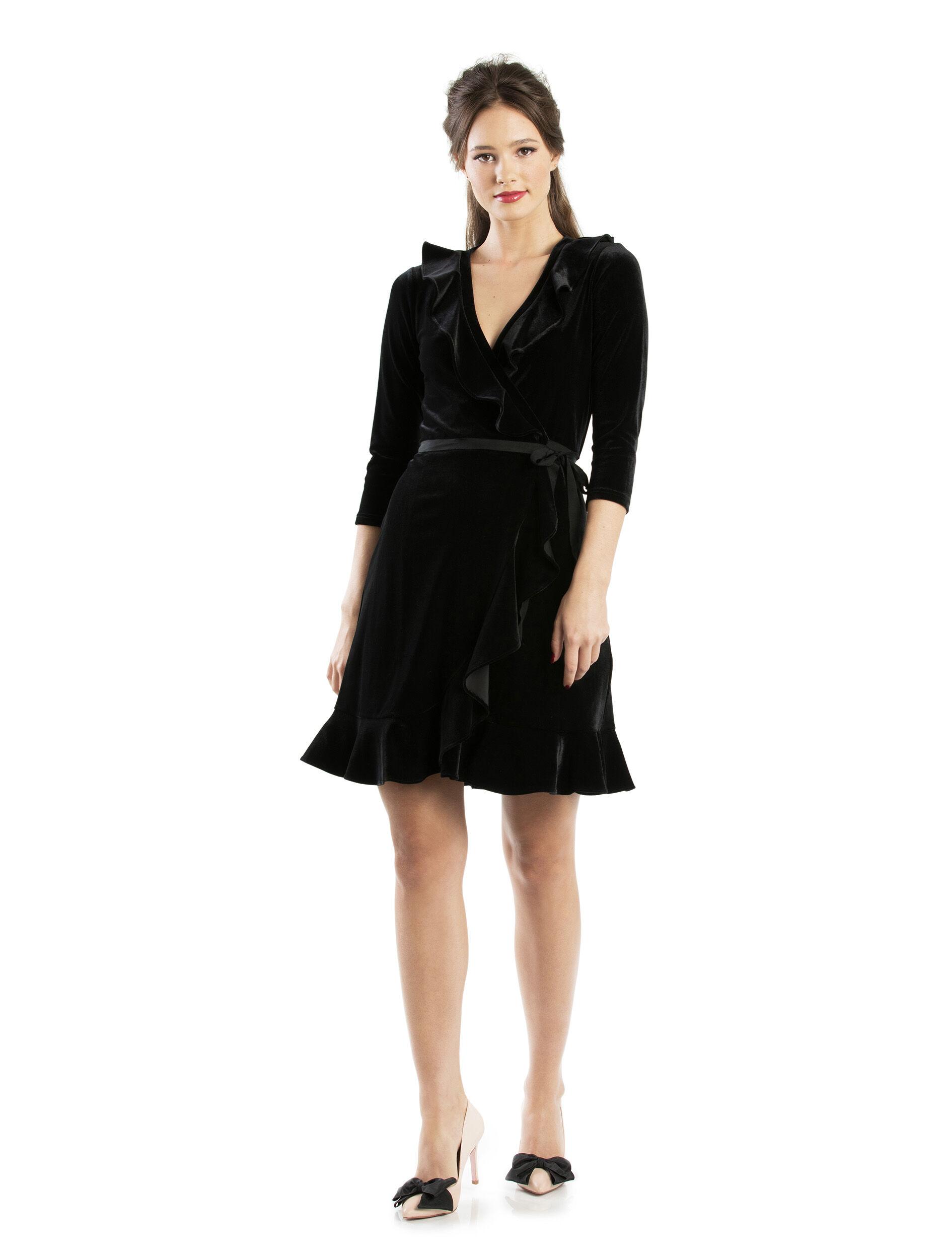 e98c7d4147c1 Images. Priscilla Wrap Dress