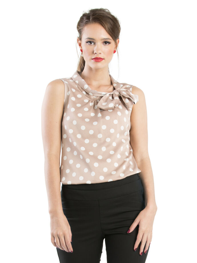 Tearose Spot Royce Top