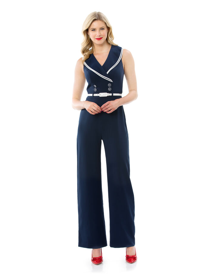 Ahoy There Jumpsuit