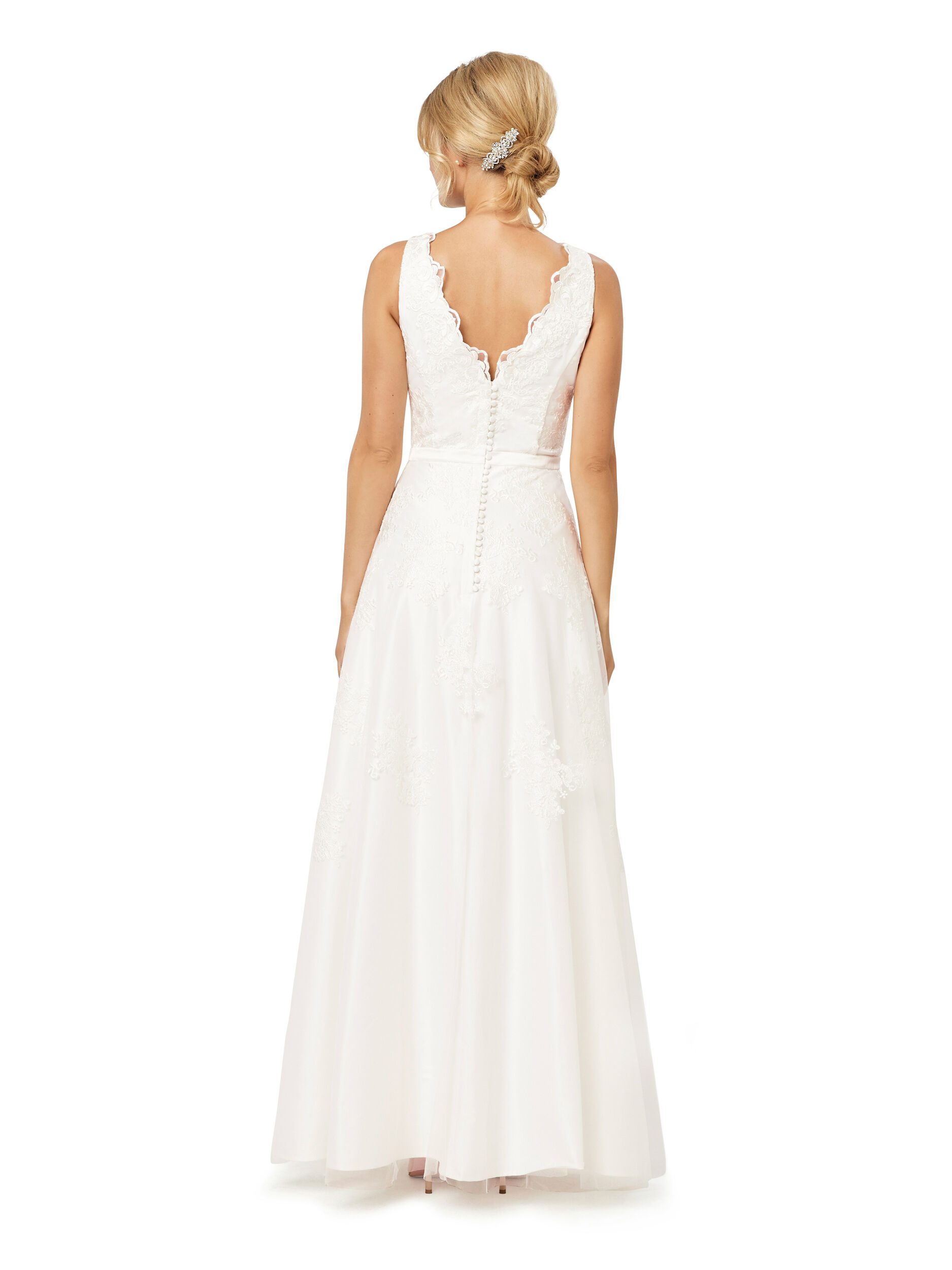 Faithfully Yours Maxi Dress