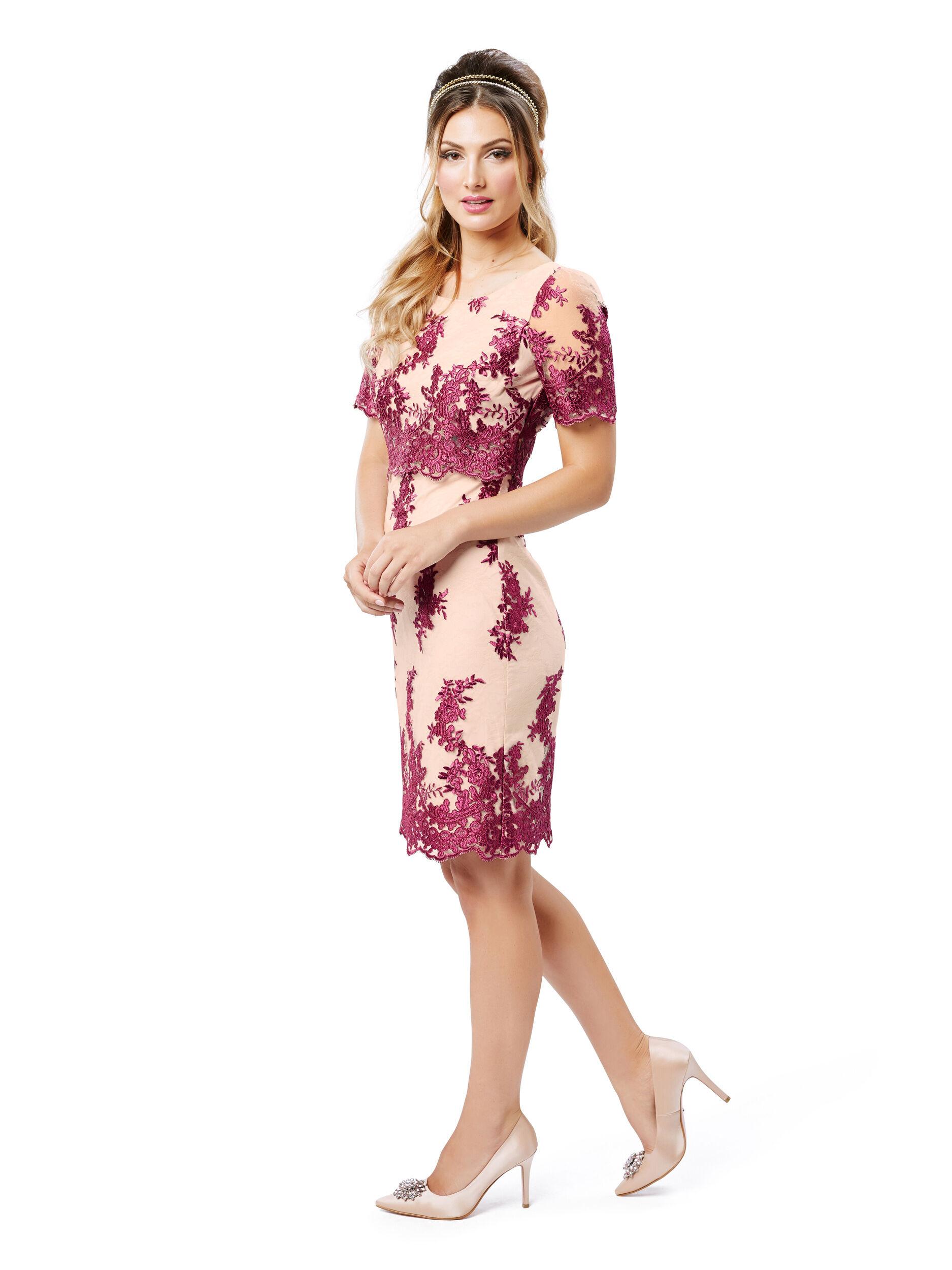 Heavenly Lace Dress