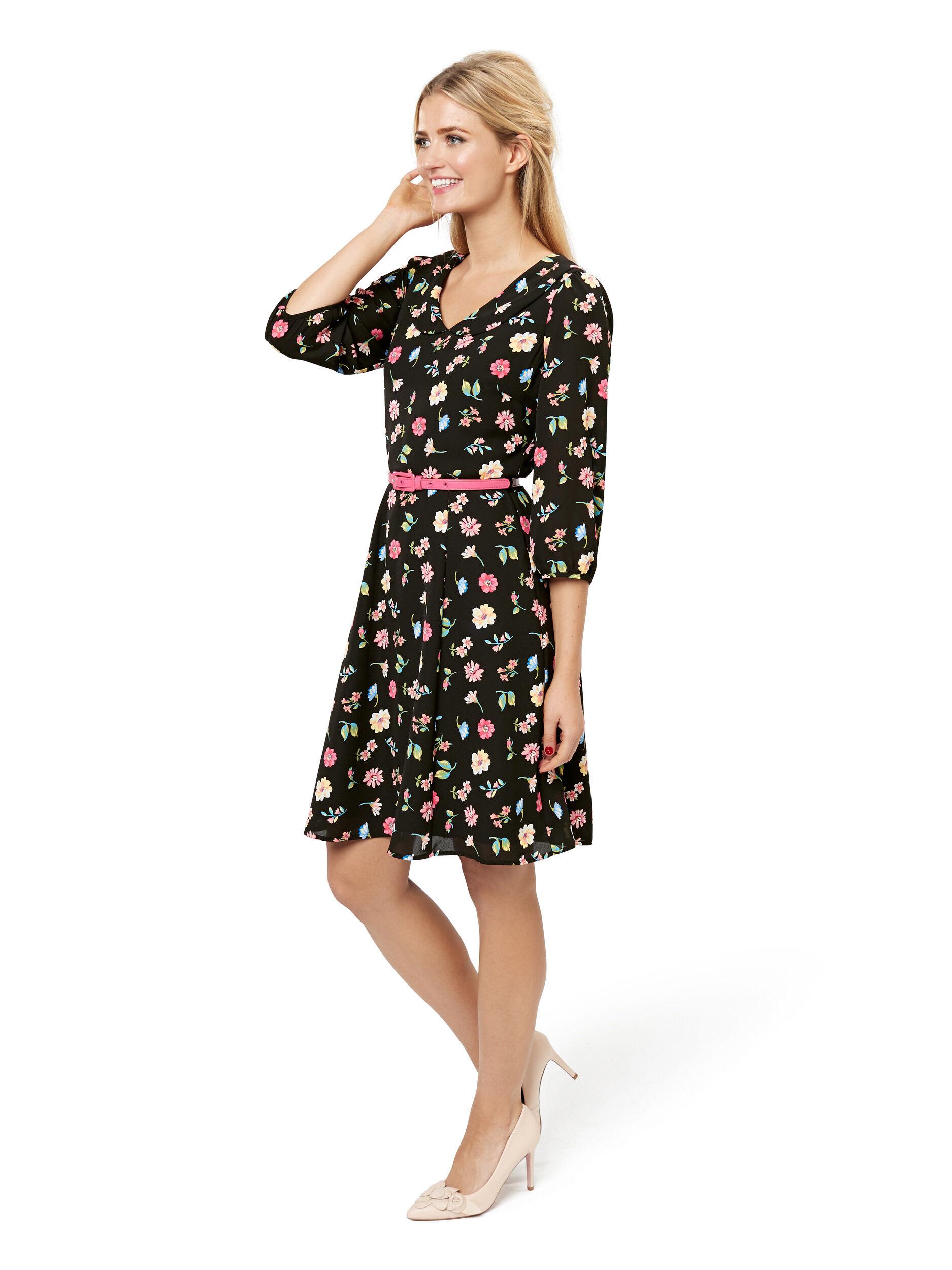 Floral Rush Dress