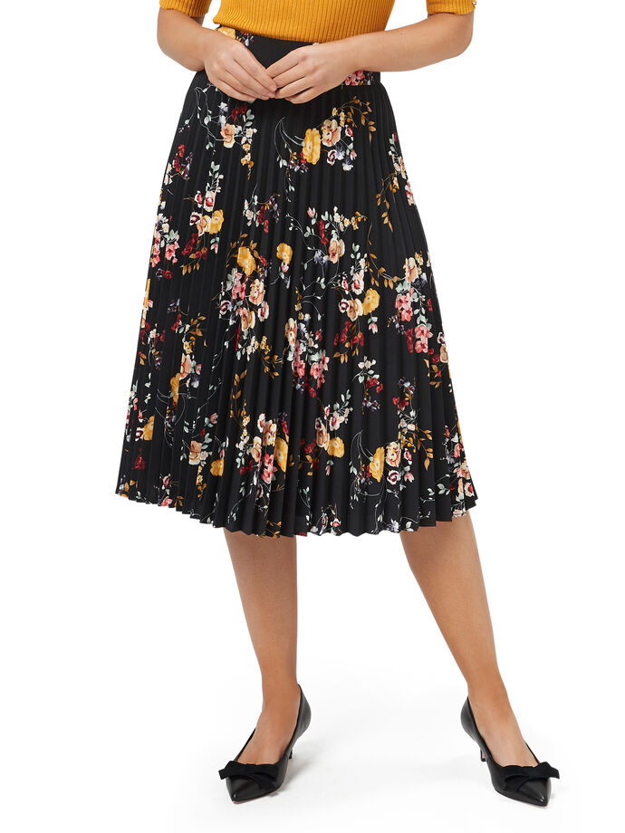 Allure Floral Skirt