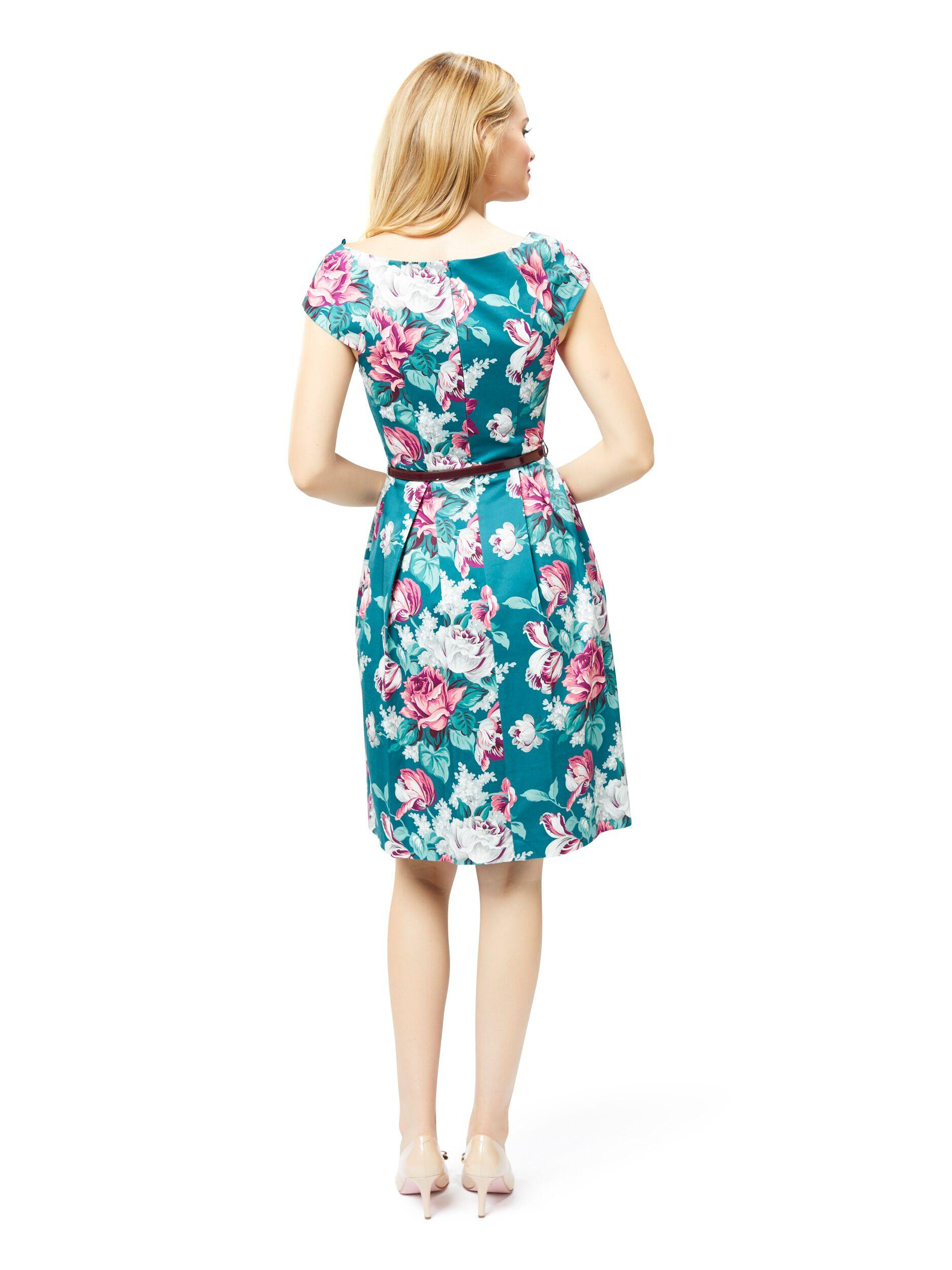 Venice Floral Dress