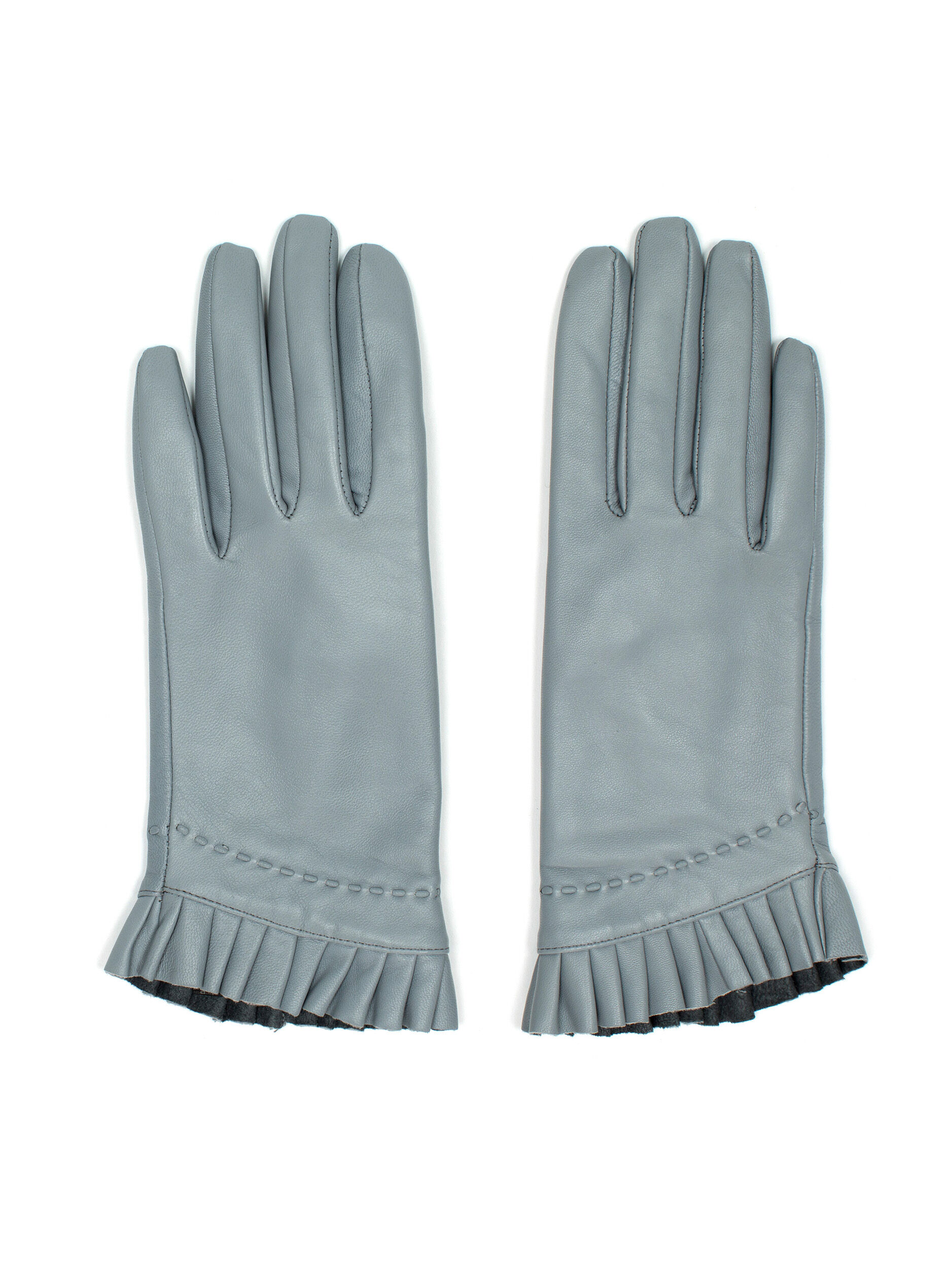 Fancy Frill Gloves