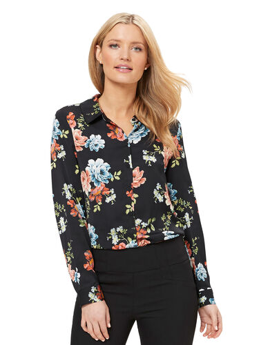 Night Blossom Shirt