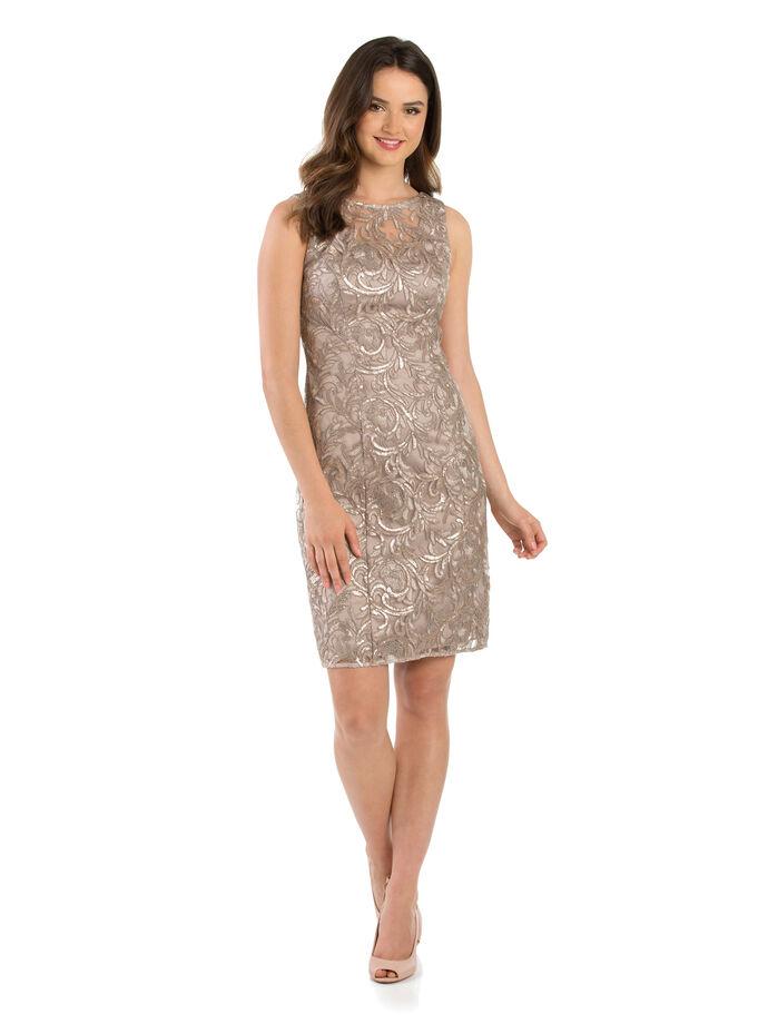 Time For Shimmer Dress