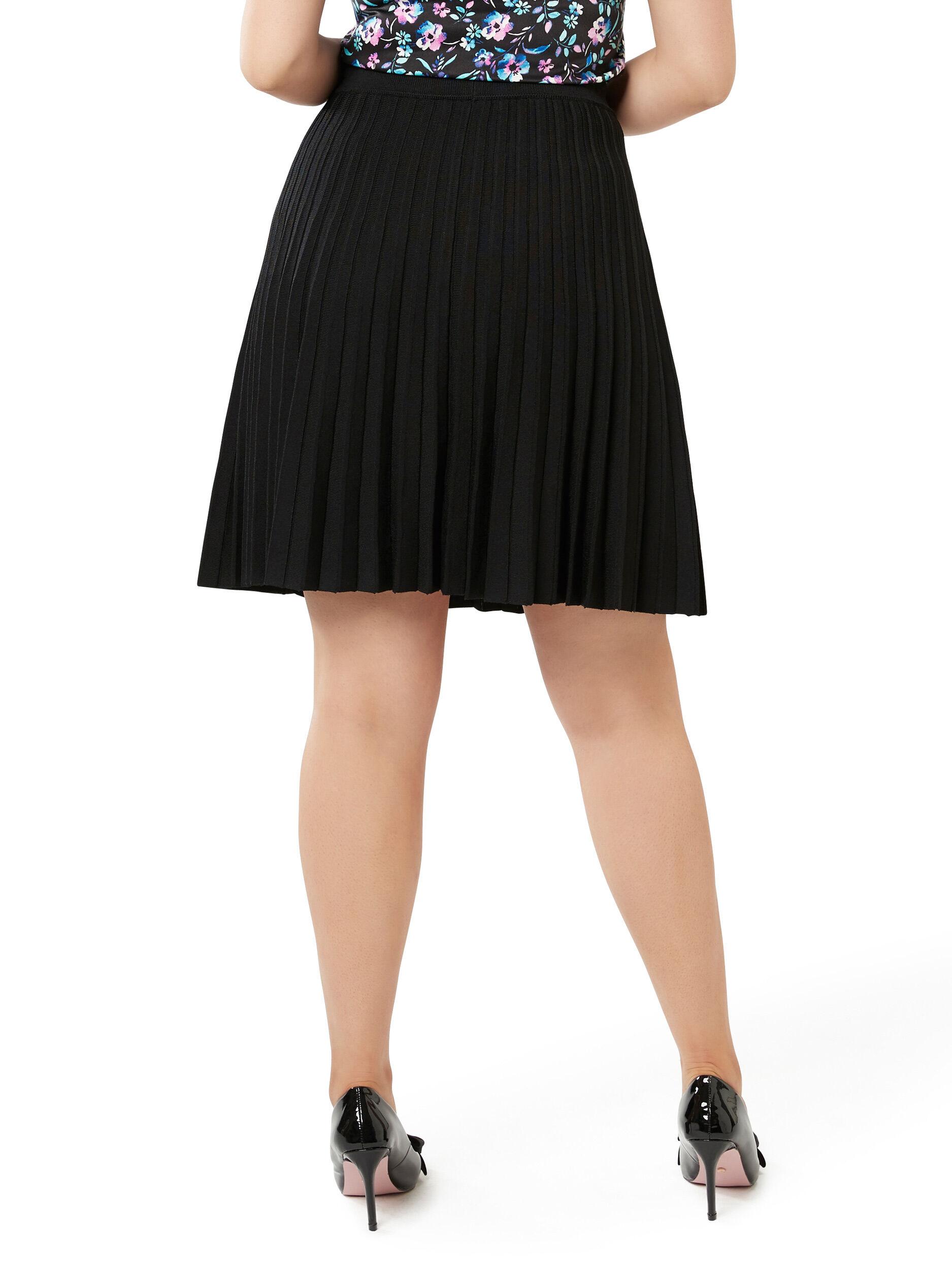 Aurora Knitted Skirt