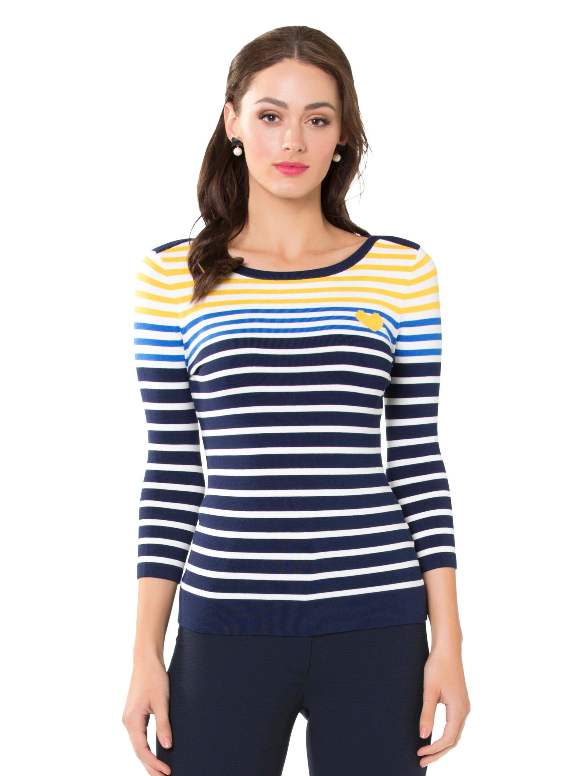 Stripe It Lucky Jumper