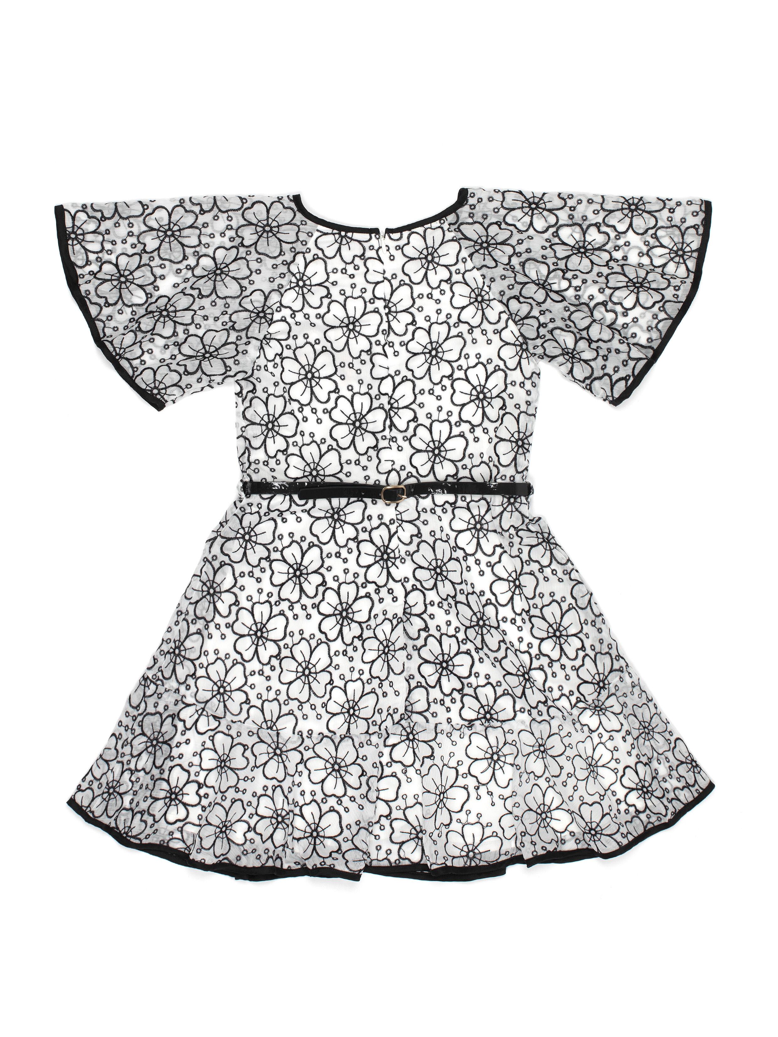 8-14 Girls Daisy Dress