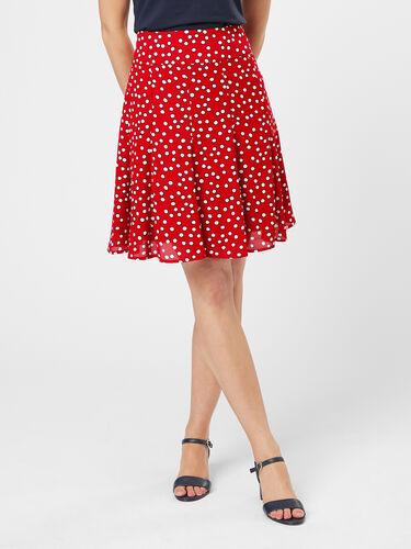 Set Sail Spot Skirt