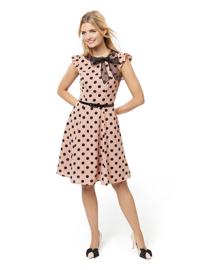 Elle Spot Dress