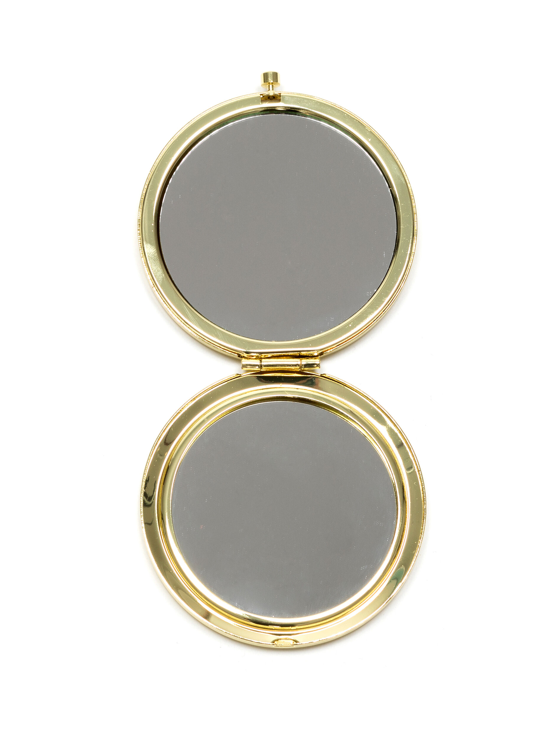 Tea Party Compact Mirror