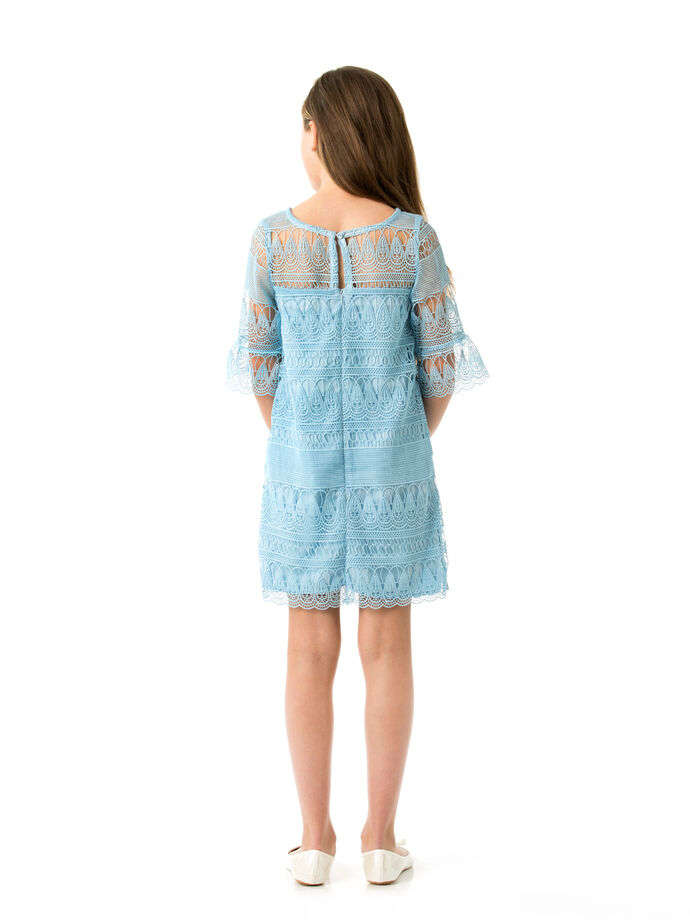 8 -14 Girls Lace Dress