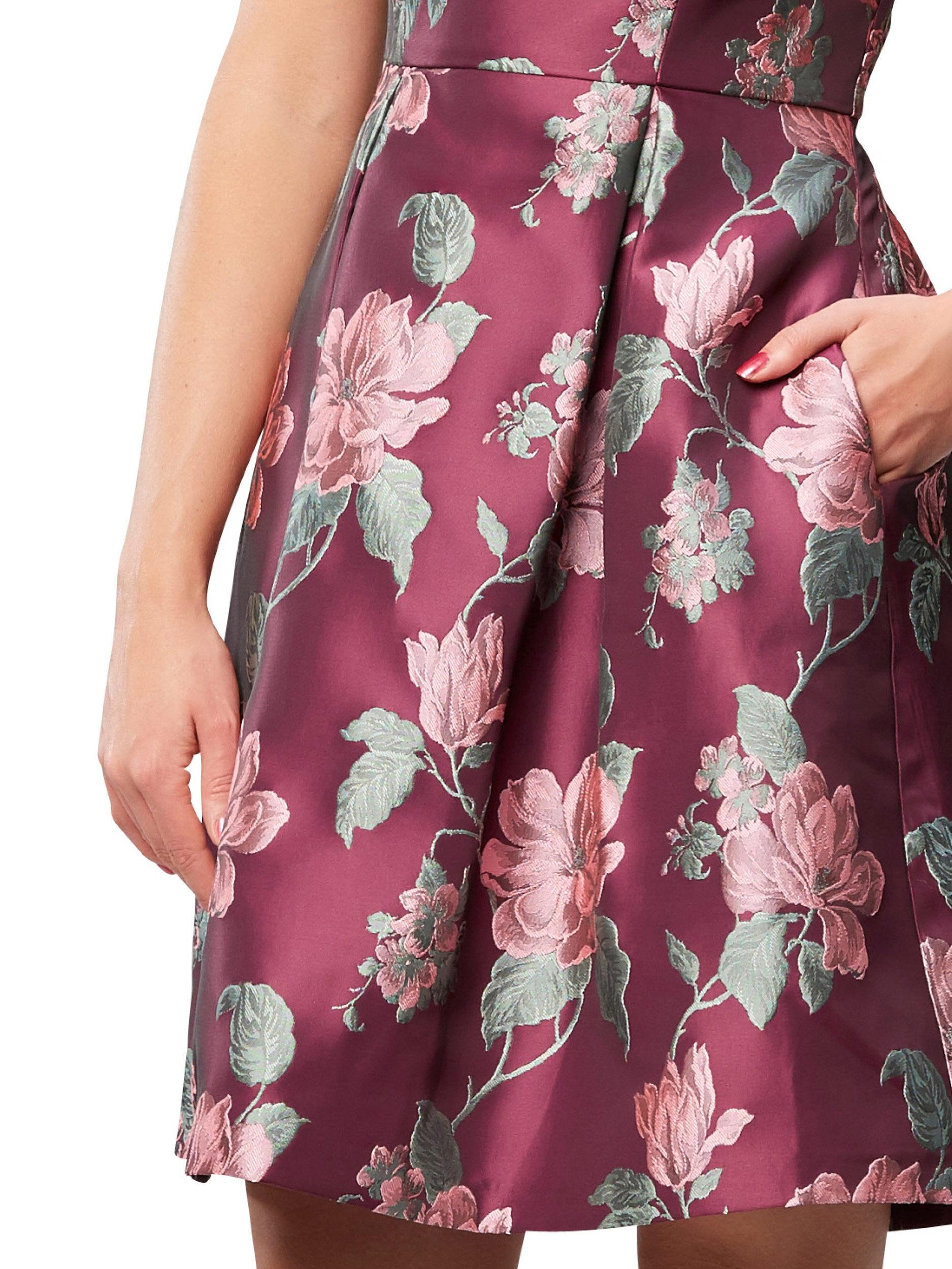 Magnolia Bloom Dress