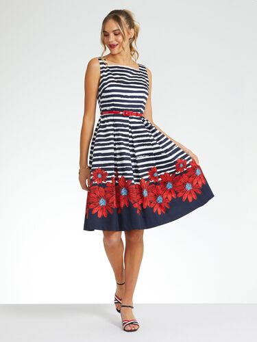 Daisy In Love Stripe Dress