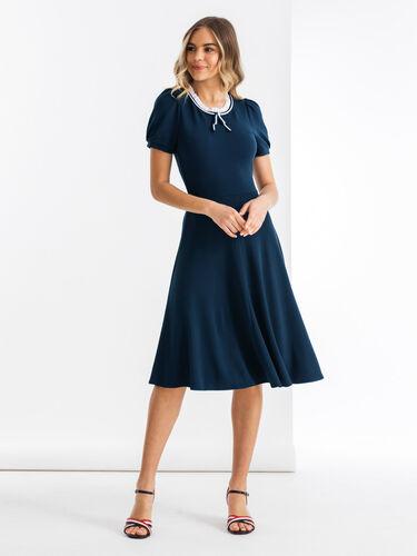 Nikki Ponte Dress