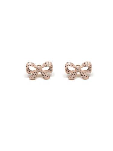 Spot Bow Earrings