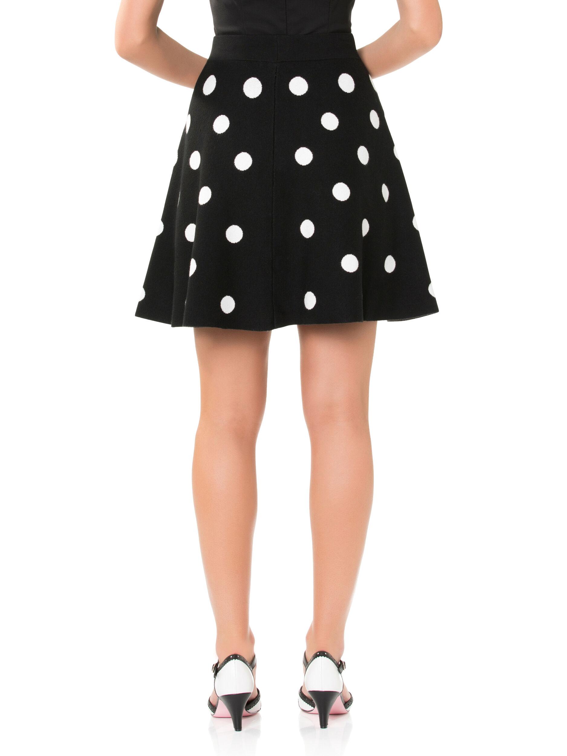 Sally Spot Skirt