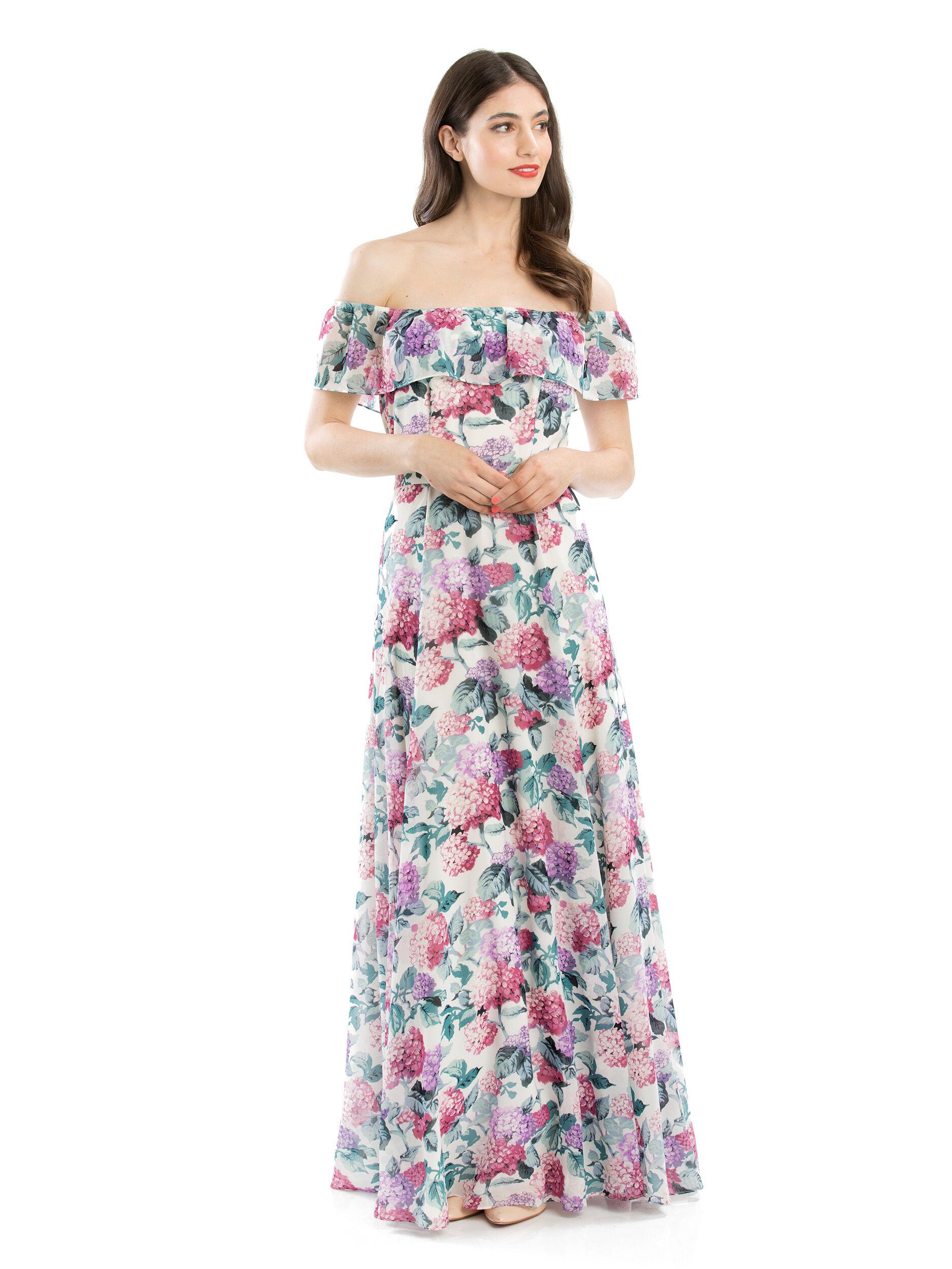 Walking On A Dream Maxi Dress