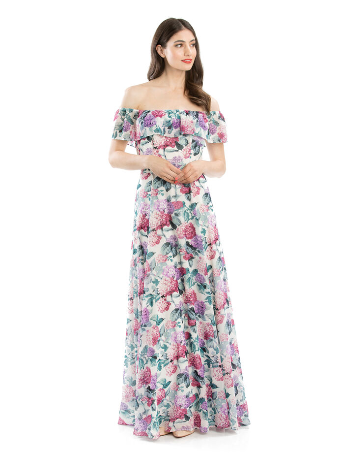 Walking On A Dream Maxi Dress