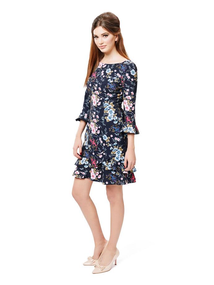 Esmeralda Floral Dress