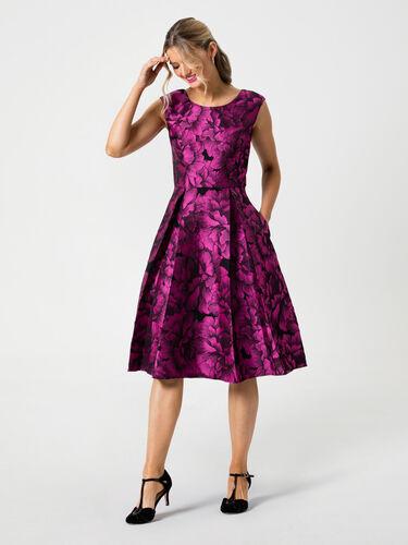 Majestic Bloom Dress
