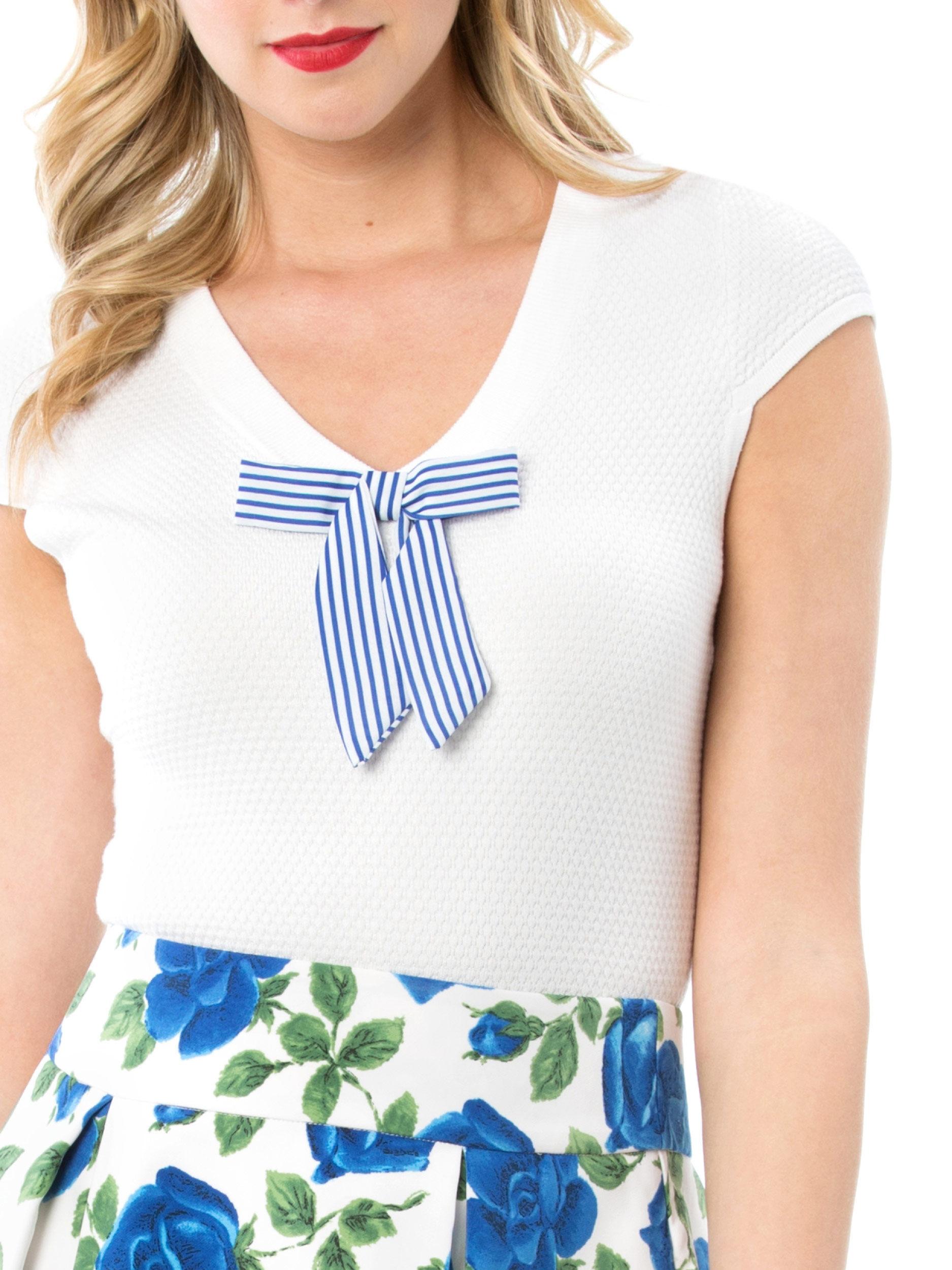 Louella Knit Top