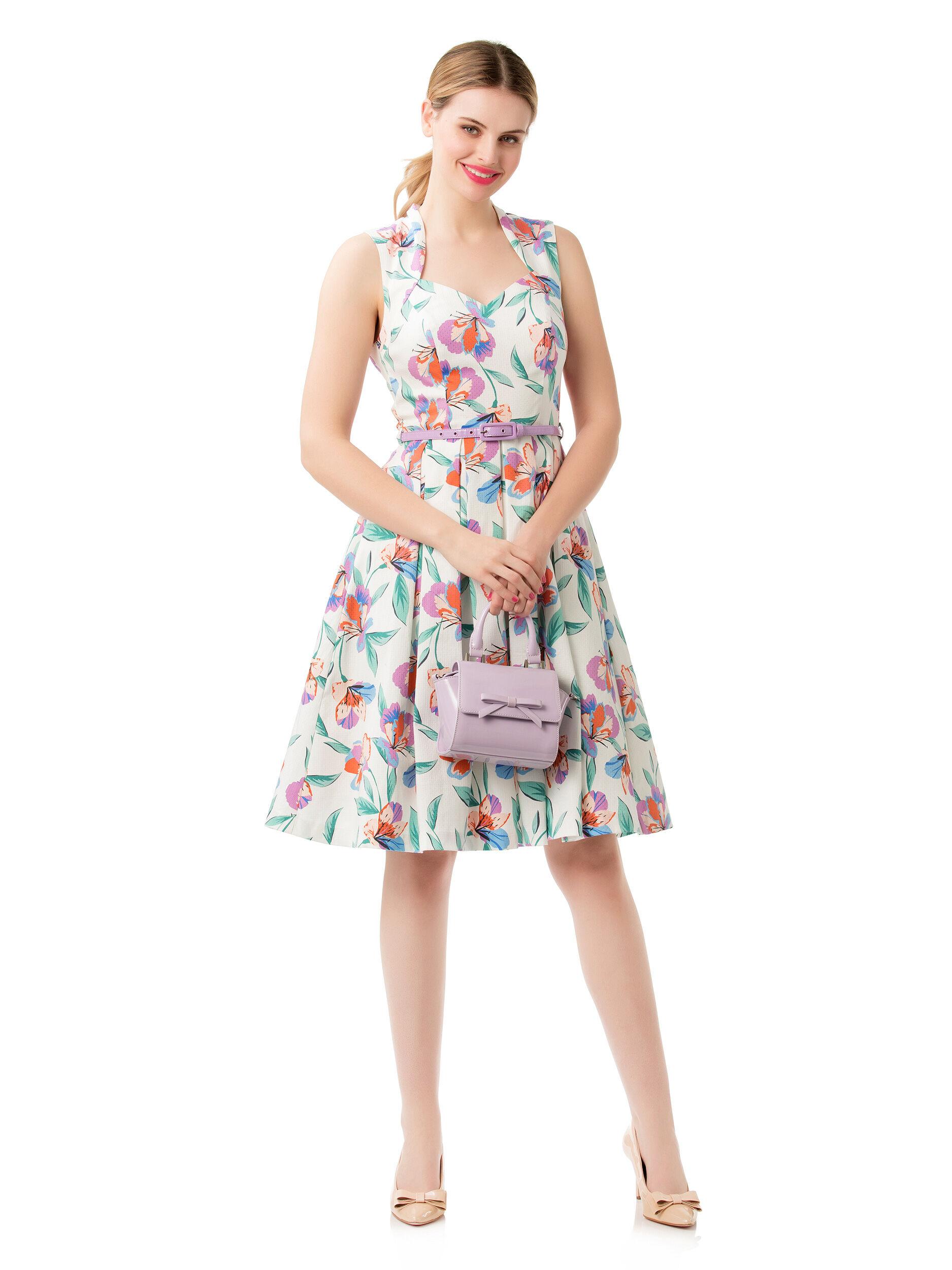 Paradise Floral Dress