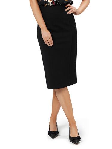 Hepburn Ponte Midi Skirt