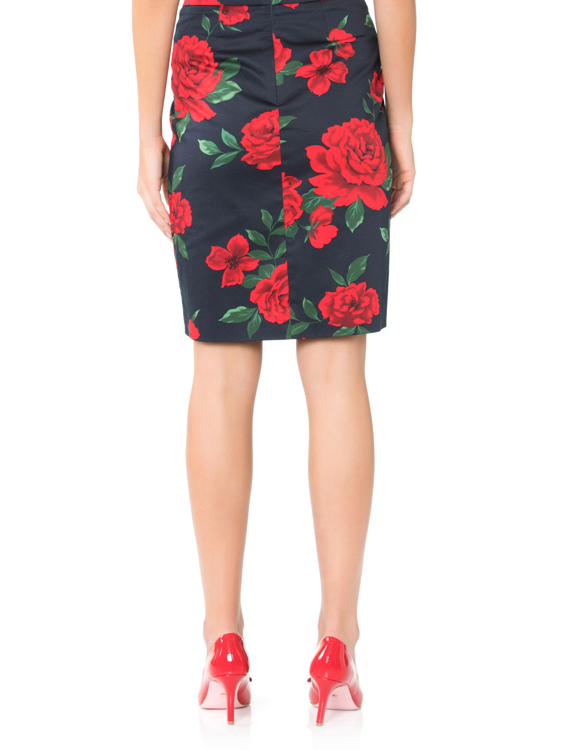 Kissed By A Rose Skirt