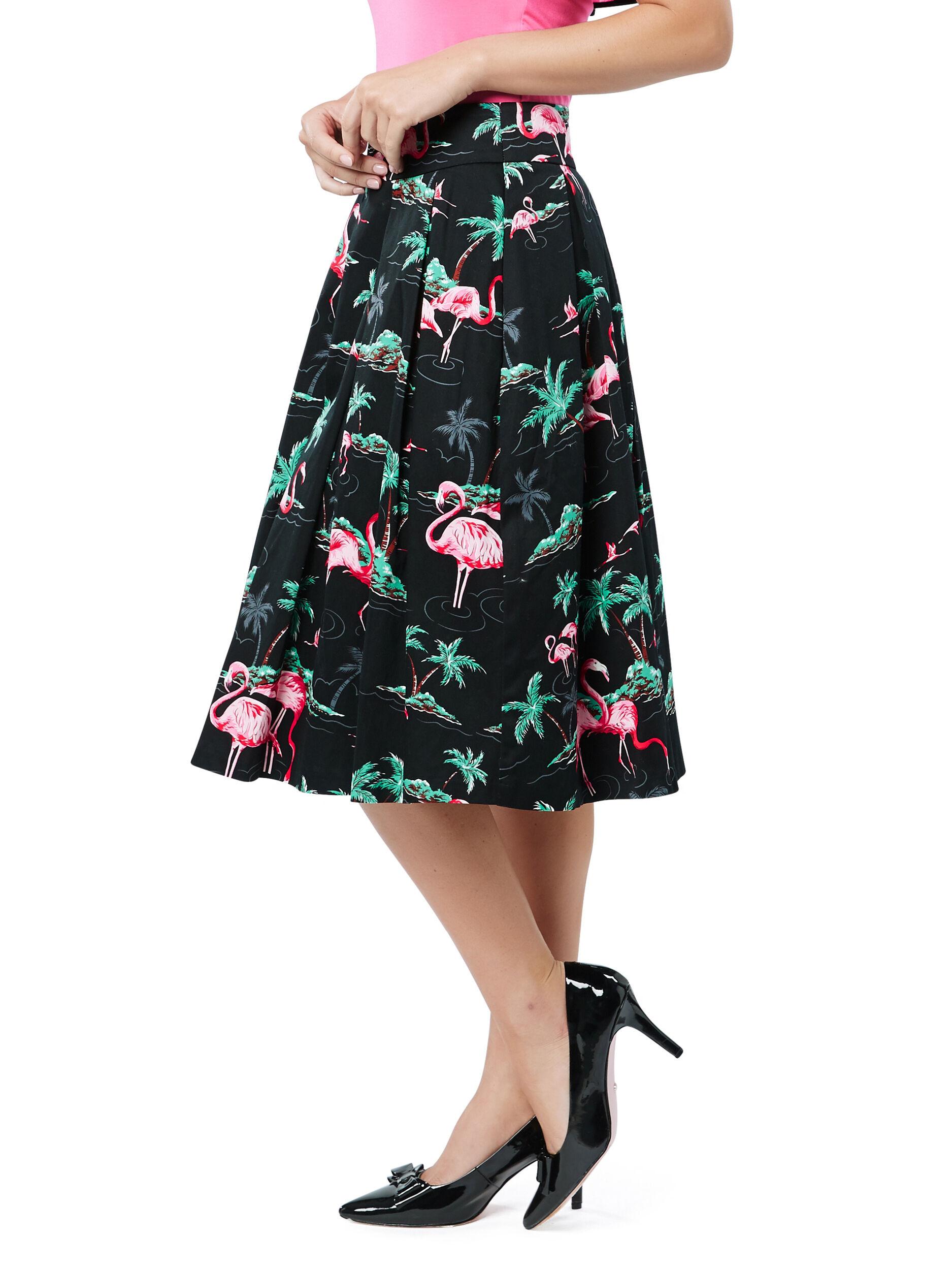 Palm Beach Prom Skirt