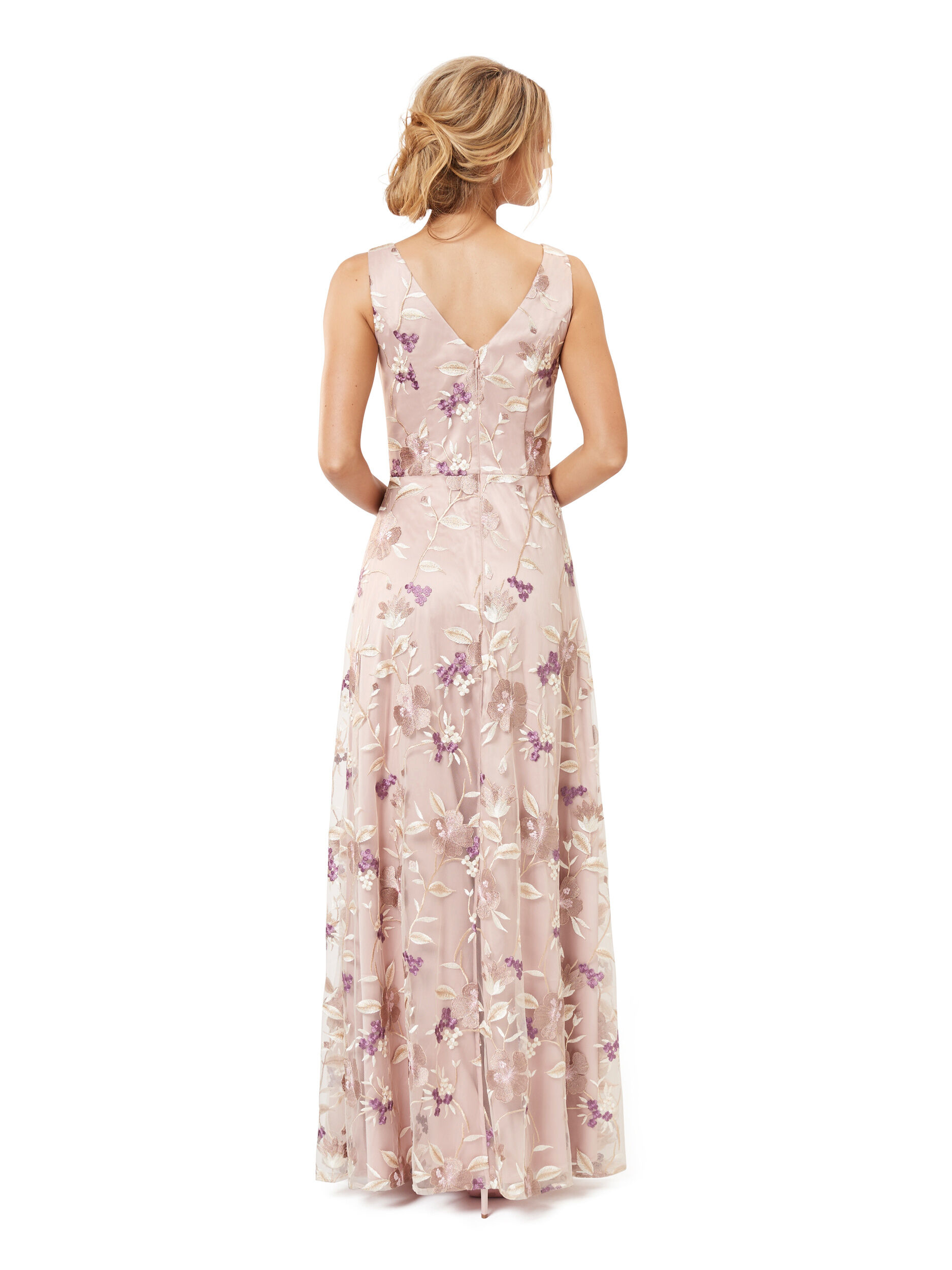 Bella Floral Maxi Dress