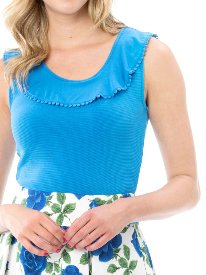 Bobble Trouble Top